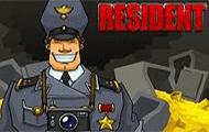 Resident slot game