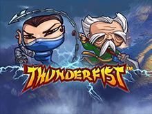 Играть с фриспинами в Thunderfist онлайн