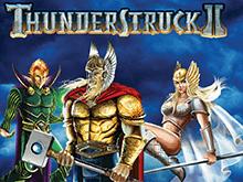 Виртуальная азартная игра Thunderstruck II на официальном сайте
