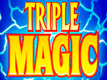 Азартная игра Тройная Магия – новые выигрыши на сайте клуба Вулкан